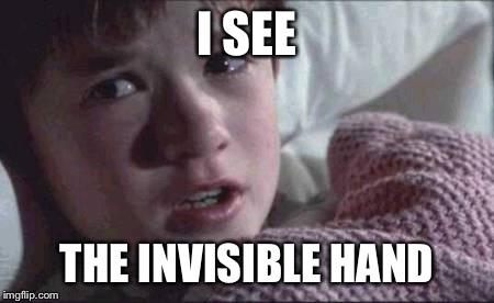 Invisible Hand meme econ memes no bull economics lessons